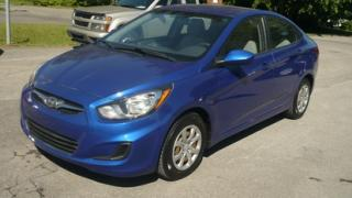 Used 2012 Hyundai Accent Gls, T.équipé for sale in Repentigny, QC
