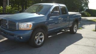 Used 2006 Dodge Ram 1500 Sport for sale in Salaberry-de-valleyfield, QC