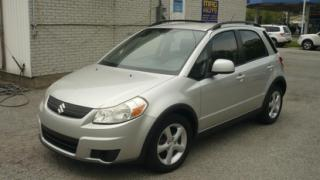 Used 2008 Suzuki SX4 Jx, 5 Vit for sale in Repentigny, QC
