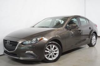 Used 2015 Mazda MAZDA3 Gs-Sky Mag Bt Camera for sale in Montreal, QC