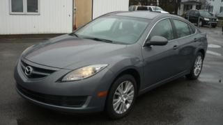 Used 2010 Mazda MAZDA6 Gs 82,000 Kilo,1an for sale in Repentigny, QC