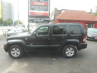 Used 2009 Jeep Liberty Rocky Mountain / 4X4 / A/C / ALLOYS / LIKE NEW / for sale in Scarborough, ON