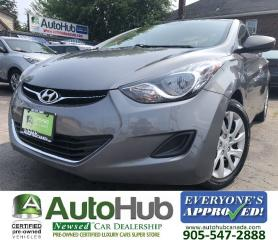 Used 2012 Hyundai Elantra GL for sale in Hamilton, ON