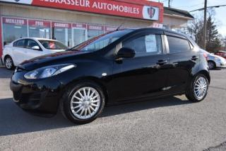 Used 2013 Mazda MAZDA2 GX A/C for sale in Salaberry-de-Valleyfield, QC