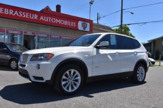 Used 2013 BMW X3 35i for sale in Salaberry-de-Valleyfield, QC