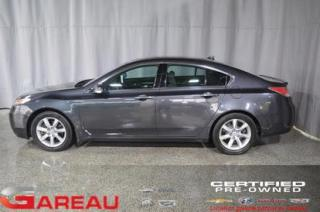 Used 2012 Acura TL Siege Ch for sale in Val-d'or, QC