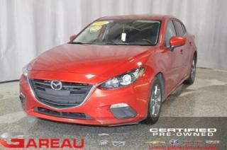 Used 2016 Mazda MAZDA3 Gs - Sièges Ch for sale in Val-d'or, QC