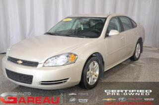 Used 2010 Chevrolet Impala Lt - V6 - 3.5l for sale in Val-D'or, QC