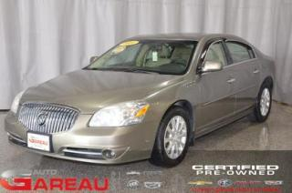 Used 2011 Buick Lucerne CXL for sale in Val-d'or, QC