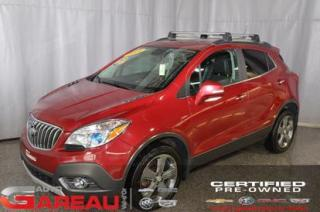 Used 2014 Buick Encore for sale in Val-d'or, QC