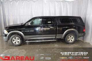 Used 2012 Dodge Ram 1500 Outdoorsman - 4x4 for sale in Val-d'or, QC