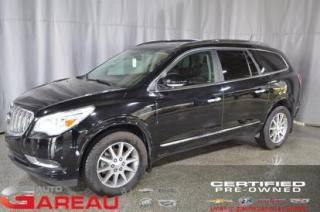 Used 2017 Buick Enclave Awd - Cuir for sale in Val-d'or, QC