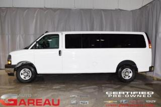 Used 2017 Chevrolet Express 15 Pass - 1lt - 6.0l for sale in Val-D'or, QC