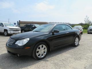 Used 2008 Chrysler Sebring Cabriolet à 2 portes Limited for sale in Lévis, QC