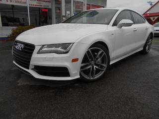 Used 2015 Audi A7 3.0T Technik for sale in Quebec, QC