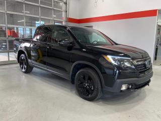Used 2019 Honda Ridgeline Black Edition for sale in Red Deer, AB