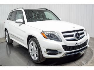 Used 2014 Mercedes-Benz GLK-Class Glk250 Awd Bluetec for sale in St-Hubert, QC