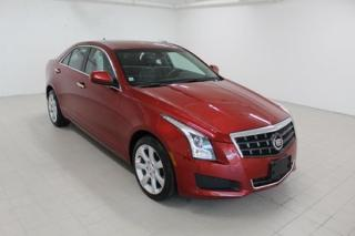 Used 2014 Cadillac ATS Awd 2.0t, Awd for sale in St-Nicolas, QC