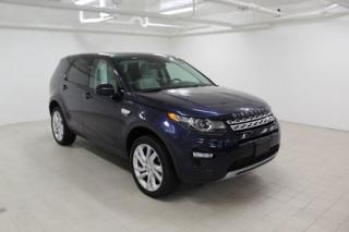 Used 2016 Land Rover Discovery Sport Hse 8 , Cuir for sale in St-Nicolas, QC