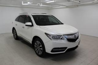 Used 2014 Acura MDX Nav Pkg Gps,toit,7 for sale in Saint-nicolas, QC