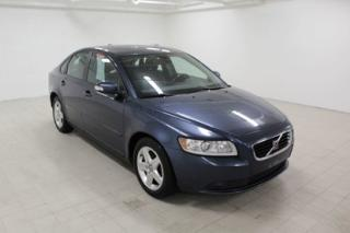 Used 2010 Volvo S40 2.4i Sport Package for sale in St-Nicolas, QC