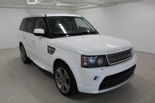 Used 2013 Land Rover Range Rover SPORT for sale in St-Nicolas, QC