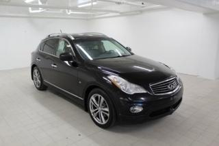 Used 2014 Infiniti QX50 Journey Camera 360 for sale in St-Nicolas, QC