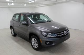 Used 2012 Volkswagen Tiguan for sale in St-Nicolas, QC