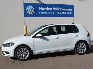 New 2018 Volkswagen Golf Highline for sale in Edmonton, AB