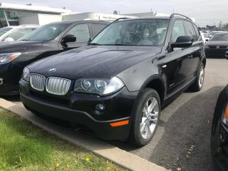 Used 2010 BMW X3 3.0i Xdrive Luxe for sale in Laval, QC