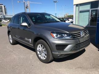 Used 2017 Volkswagen Touareg Démo Sportline 3.6l for sale in Laval, QC