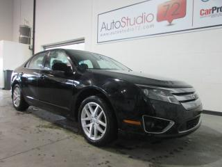 Used 2012 Ford Fusion SEL **AWD**V6**CUIR**MAGS**TRES PROPRE ! for sale in Mirabel, QC