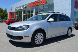 Used 2014 Volkswagen Golf Wagon Trendline A/c for sale in Saint-jerome, QC