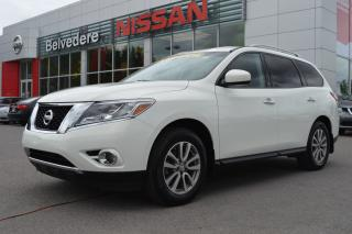 Used 2014 Nissan Pathfinder AWD for sale in St-Jérôme, QC
