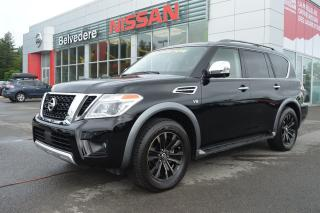 Used 2018 Nissan Armada for sale in St-Jérôme, QC