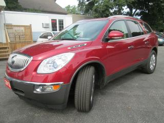 Used 2012 Buick Enclave CXL1 for sale in Scarborough, ON
