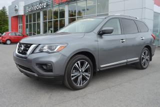 Used 2018 Nissan Pathfinder Platine for sale in St-Jérôme, QC