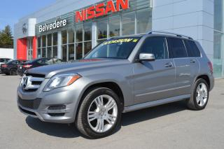 Used 2013 Mercedes-Benz GLK-Class 4matic Awd for sale in St-Jérôme, QC