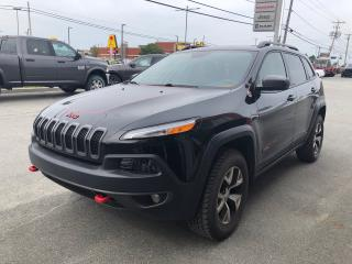 Used 2015 Jeep Cherokee Trailhawk for sale in Val-D'or, QC