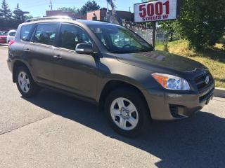 Used 2012 Toyota RAV4 AWD,4G,AUTO,168K,SAFETY+3YEARS WARRANTY INCLUDED for sale in North York, ON