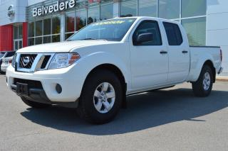 Used 2013 Nissan Frontier Sv 4x4 Awd for sale in St-Jérôme, QC