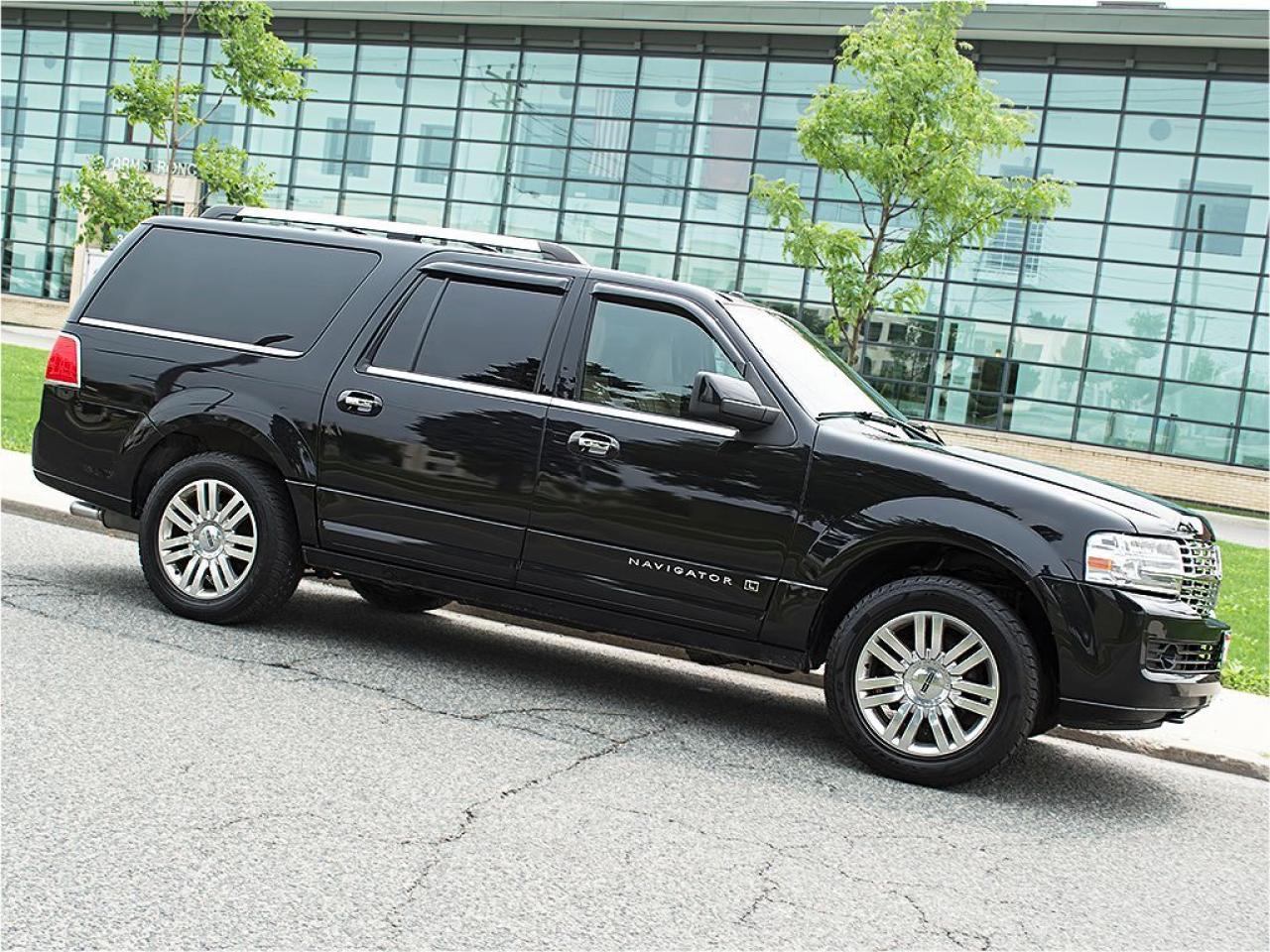 2013 Lincoln Navigator L LIMITED NAVI DUAL DVD REARCAM PWR. SIDE STEPS