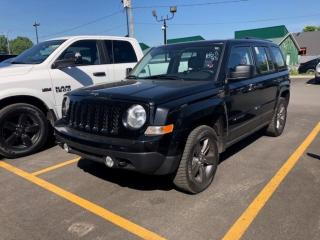 Used 2016 Jeep Patriot Sport Altitude for sale in Mascouche, QC