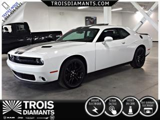 Used 2017 Dodge Challenger Sxt Plus-Blacktop for sale in Mascouche, QC