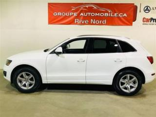 Used 2012 Audi Q5 2.0t Premium/toit for sale in Montreal, QC