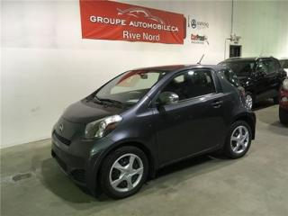 Used 2012 Scion iQ Base Cvt for sale in Montreal, QC