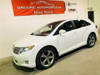 Used 2010 Toyota Venza Awd / V6 / Toit Pano for sale in Montreal, QC