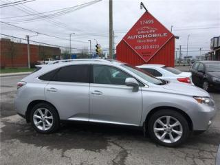 Used 2011 Lexus RX 350 PREMIUM for sale in Montreal, QC