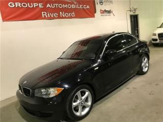 Used 2009 BMW 1 Series 128 T.ouvrant for sale in Montreal, QC