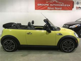 Used 2009 MINI Cooper S Base for sale in Montreal, QC